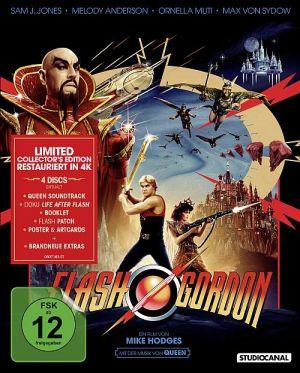 Flash Gordon (Limited Steelbook Edition)