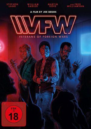 VFW - Veterans of Foreign Wars (DVD) 2019