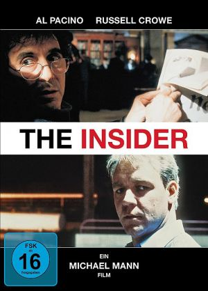 The Insider - Special Edition Mediabook (Blu-ray + DVD) (MB, BD, DVD) 1999