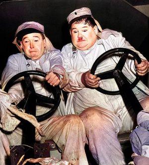 Laurel & Hardy - In der Fremdenlegion, Dick & Doof: In der Fremdenlegion (Szene) 1939