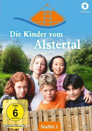 Die Kinder vom Alstertal - Staffel 1 (DVD) 1998