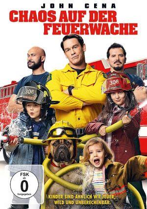 Chaos auf der Feuerwache, Playing with Fire (DVD) 2019