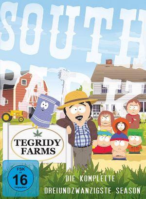 South Park - Die komplette dreiundzwanzigste Season (DVD) 1997