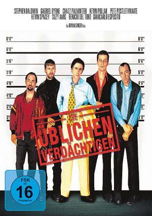 Die üblichen Verdächtigen, The Usual Suspects (DVD) 1995
