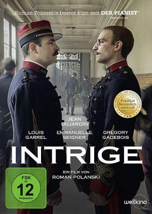 Intrige, J'accuse (DVD) 2019