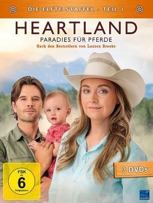 Heartland - Paradies für Pferde (Die elfte Staffel - Teil 1) (DVD) 2007