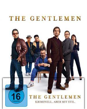 The Gentlemen - Limited Blu-ray Edition im Steelbook (BD) 2020