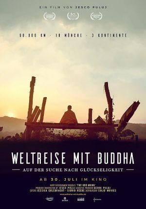 """Weltreise mit Buddha (""""The Odd Monk"""", 2020)"""