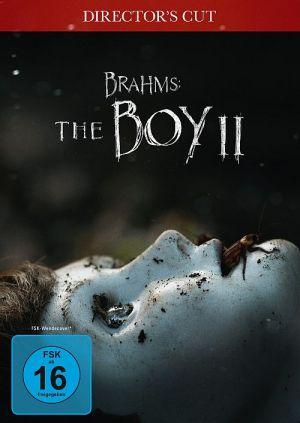 Brahms: The Boy II - Director's Cut, Brahms: The Boy 2, Brahms: The Boy II (DVD) 2020