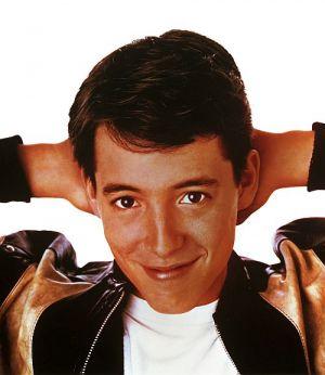 """Matthew Broderick in """"Ferris macht blau"""" (""""Ferris Bueller's Day Off"""", 1985)"""