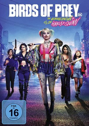 Birds of Prey - The Emancipation of Harley Quinn, And the Fantabulous Emancipation of One Harley Quinn (DVD) 2020