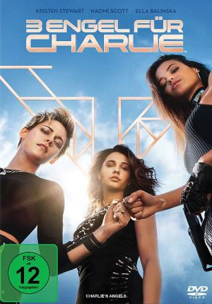 3 Engel für Charlie, Charlie's Angels (DVD) 2019
