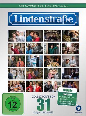 Lindenstraße - Das komplette 31. Jahr (Limited Edition - Collector's Box) (DVD) 1985