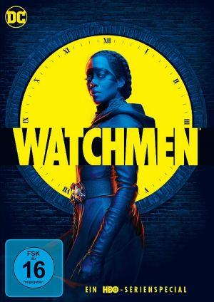 Watchmen - Staffel 1, Watchmen - Season 1 (DVD) 2019