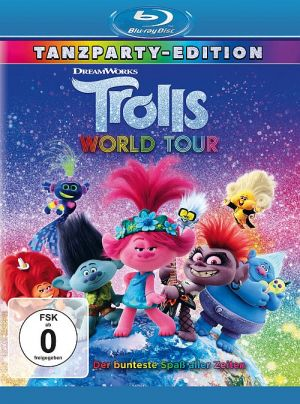 Trolls World Tour - Tanzparty Edition (BD) 2020