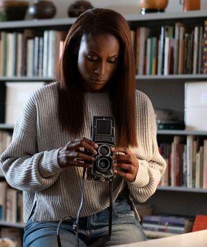 Issa Rae, The Photograph (Szene) 2020