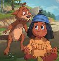 Yakari - Der Kinofilm 3D, Yakari le film (Szene) 2020