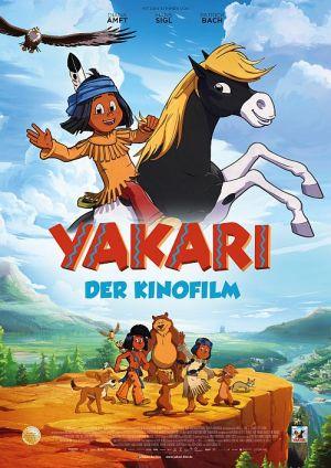 "Yakari - Der Kinofilm 3D (""Yakari le film"", 2020)"