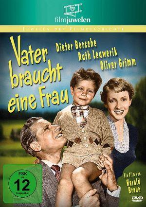 Vater braucht eine Frau (DVD) 1952