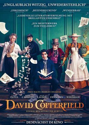 """David Copperfield - Einmal Reichtum und zurück (""""The Personal History of David Copperfield"""", 2019)"""