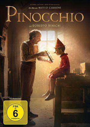 Pinocchio (DVD) 2019