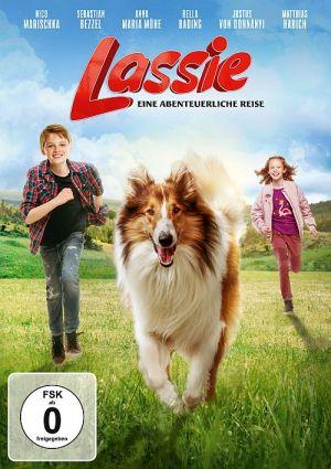Lassie - Eine abenteuerliche Reise (2020)