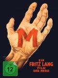 M - Eine Stadt sucht einen Mörder - limitiertes und nummeriertes Mediabook (DVD + Blu-ray)