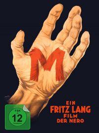 M - Eine Stadt sucht einen Mörder - limitiertes und nummeriertes Mediabook (DVD + Blu-ray) (MB, BD, DVD) 1931