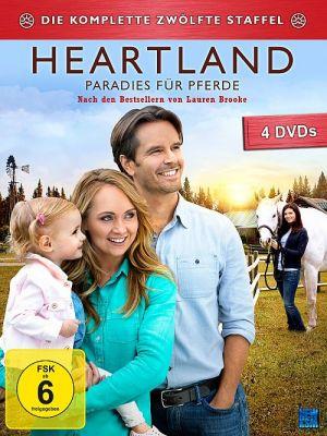 Heartland - Paradies für Pferde, Staffel 12 (DVD) 2007