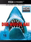 Der weiße Hai (4K Ultra HD + Blu-ray), Jaws (UBD, BD) 1974
