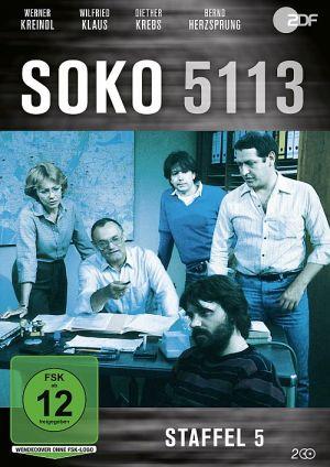 SOKO 5113 - Staffel 5 (1978)