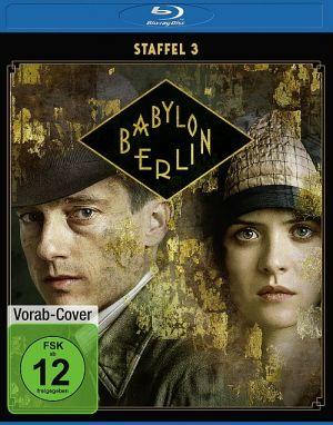 Babylon Berlin - Staffel 3 (Blu-ray Covermotiv)