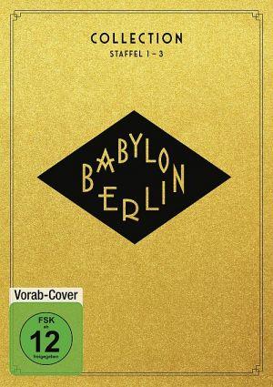 Babylon Berlin Collection - Staffel 1 - 3 (DVD) 2016