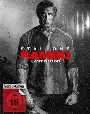 Rambo: Last Blood - Limited Edition im Mediabook, Rambo V: Last Blood (MB, BD, DVD) 2019
