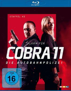 Alarm für Cobra 11: Die Autobahnpolizei - Staffel 45 (BD) 1996