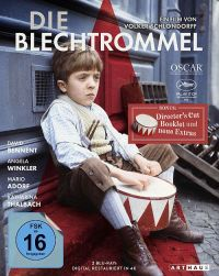 Die Blechtrommel (Collector's Edition - Digital Remastered) (BD 2020) 1979