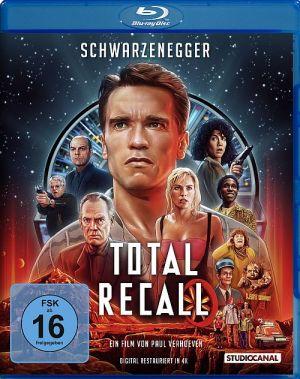 Total Recall - Uncut (BD) 1990