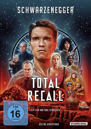 Total Recall - Uncut (Digital Remastered) (DVD) 1990