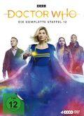 Doctor Who - Die komplette Staffel 12 (DVD) 2005