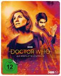 Doctor Who - Staffel 12 (Limitiertes Blu-ray Steelbook inkl. Leerplatz für Doctor Who Staffel 12 Special) (BD) 2005