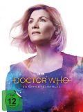 Doctor Who - Staffel 12 (Limitiertes DVD-Mediabook inkl. Leerplatz für Doctor Who Staffel 12 Special) (DVD) 2005
