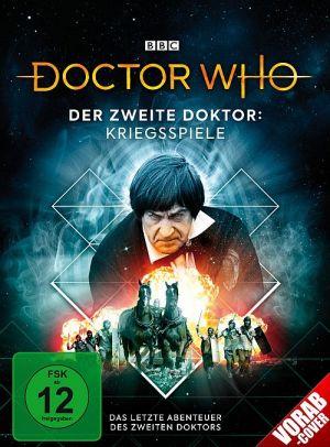 Doctor Who - Der Zweite Doktor: Kriegsspiele (DVD) 2005