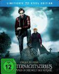 Cirque du Freak: Mitternachtszirkus - Willkommen in der Welt der Vampire (limitierte Steel Edition) (BD) 2009