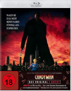 Candyman - Unrated, Candymans Fluch (BD) 1992