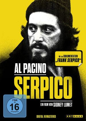Serpico - Digital Remastered (DVD) 1973