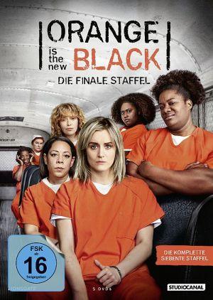 Orange is the new Black - Die finale Staffel (DVD) 2013
