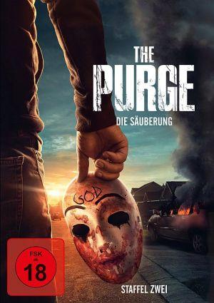 The Purge - Die Säuberung - Staffel 2; The Purge - Season 2 (DVD) 2018