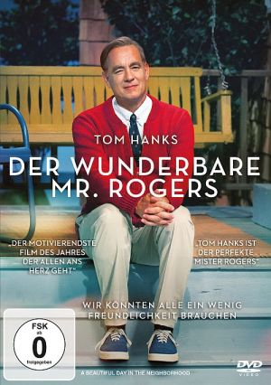 Der wunderbare Mr. Rogers, A Beautiful Day in the Neighborhood (DVD) 2019