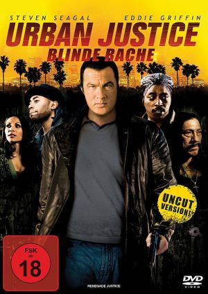 Urban Justice - Blinde Rache (Uncut Version) (DVD) 2007