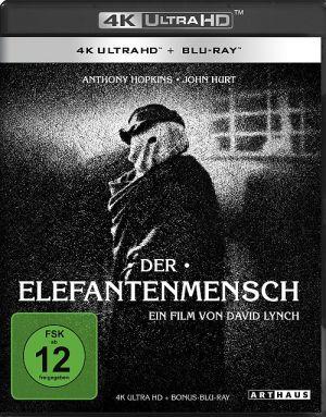 Der Elefantenmensch (4K Ultra HD + Blu-ray)